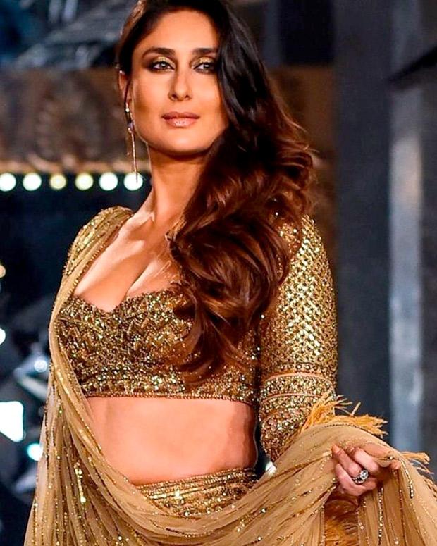 Kareena Kapoor Khan for Falguni and Shane Peacock at India Couture Week 2018 (1)