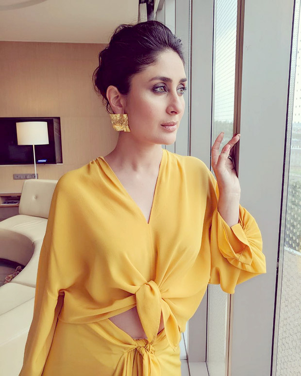 Kareena Kapoor Khan for an event in Delhi in Tome NYC dress (1)
