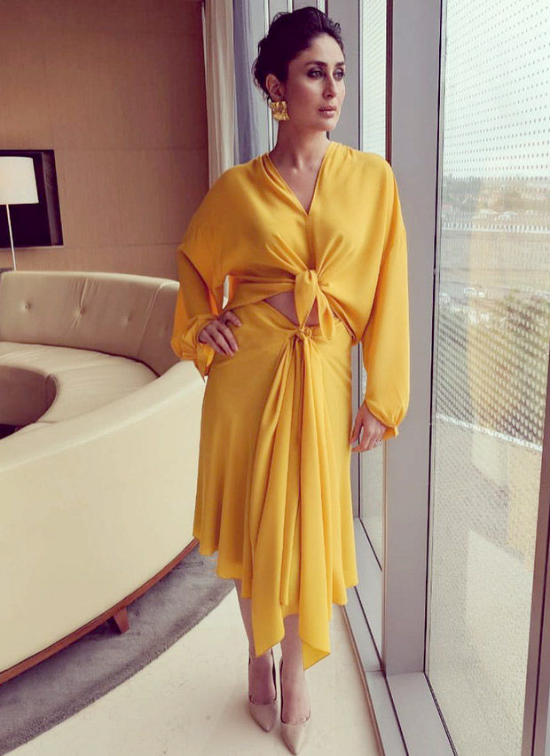 Kareena Kapoor Khan for an event in Delhi in Tome NYC dress (2)