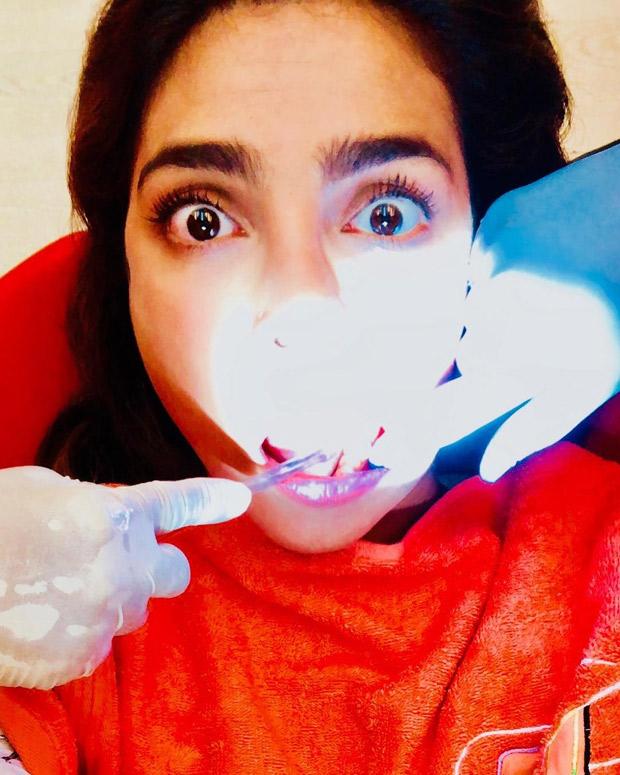LOL: Priyanka Chopra reveals she is scared of dentists