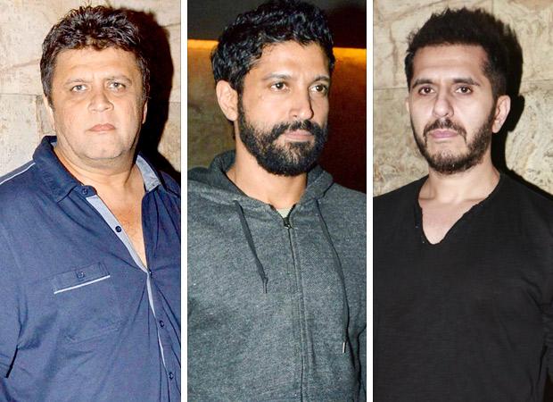 Raees team of Rahul Dholakia, Farhan Akhtar and Ritesh Sidhwani join hands for an action thriller