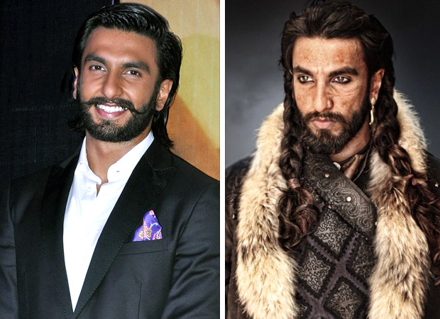 Ranveer Singh reveals why he was S**T scared while taking up Allaudin Khilji's role in Padmaavat