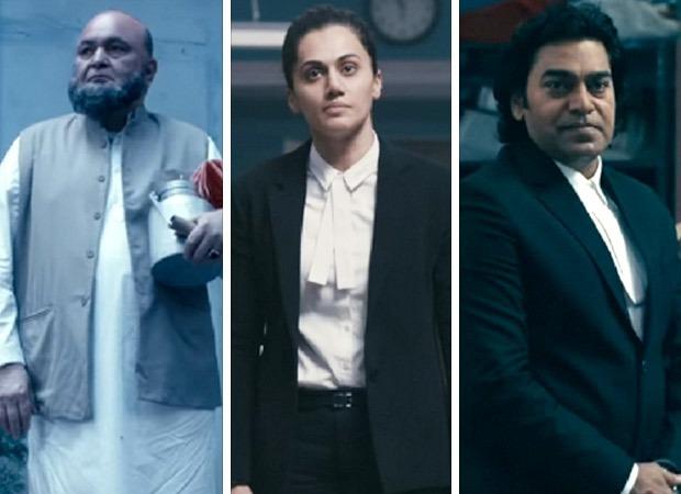 Rishi Kapoor, Taapsee Pannu and Ashutosh Rana make powerful statements in Anubhav Sinha's Mulk