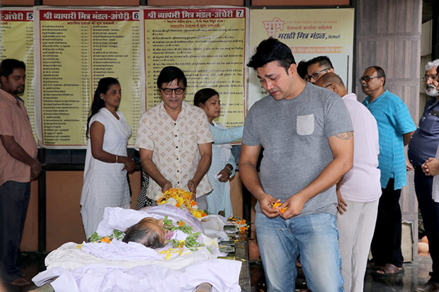 Rita Bhaduri death: Television & film industry bids final good bye to the veteran actress at her funeral (see pictures)