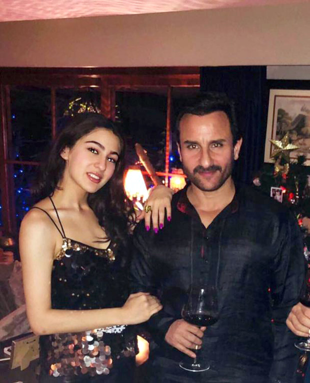 Saif Ali Khan opens up about his friendly equation with daughter Sara Ali Khan