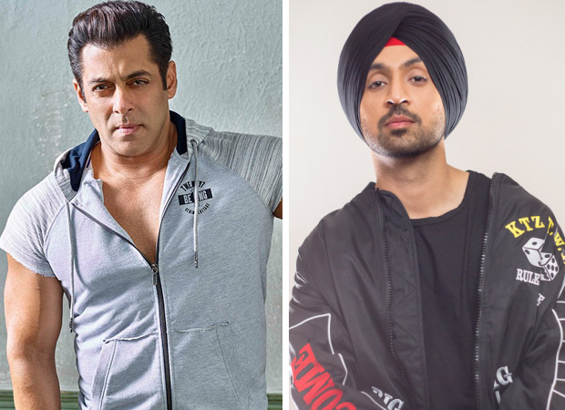 Salman Khan helps Diljit Dosanjh learn this brand new skill on Dus Ka Dum sets (watch video)