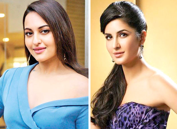 Sonakshi Sinha believes Katrina Kaif is the new GYM NAZI in the B-town (watch video)