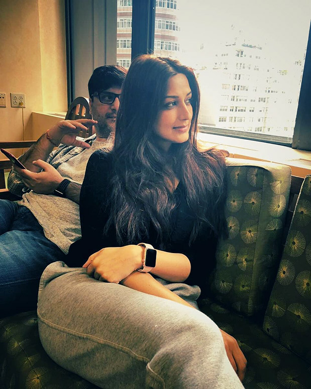 Sonali Bendre diagnosed with cancer; undergoing treatment in New York