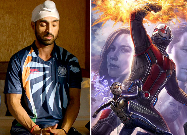 Box Office: Soorma collects Rs. 5.05 crore, Ant Man And The Wasp is at Rs. 7.25 crore*