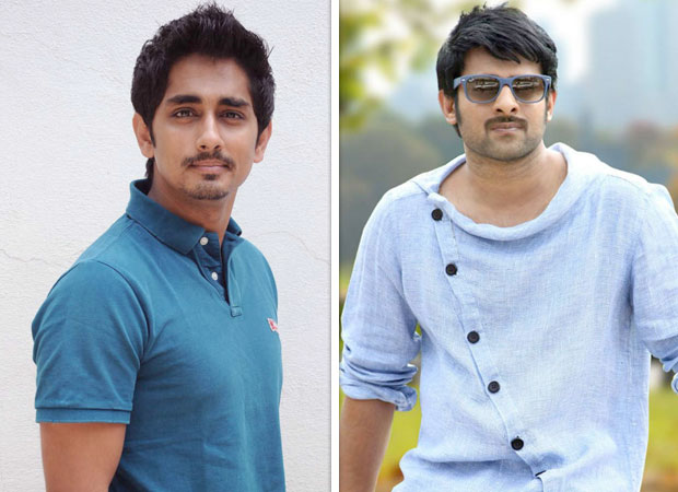 TWITTER TROUBLE: Rang De Basanti actor Siddharth gets TROLLED by Bahubali Prabhas' fans