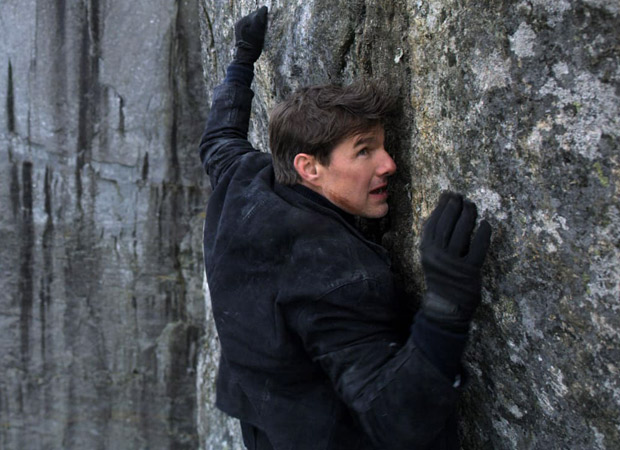 Tom Cruise becomes first actor to perform a halo jump in Mission Impossible - Fallout!