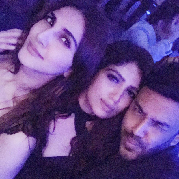 WATCH: Varun Dhawan and Vaani Kapoor groove on 'Nashe Si Chadh Gayi' at Bhumi Pednekar's birthday bash