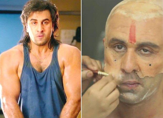 WATCH: Ranbir Kapoor undergoes UNBELIEVABLE TRANSFORMATION to resemble Sanjay Dutt in Rajkumar Hirani's Sanju