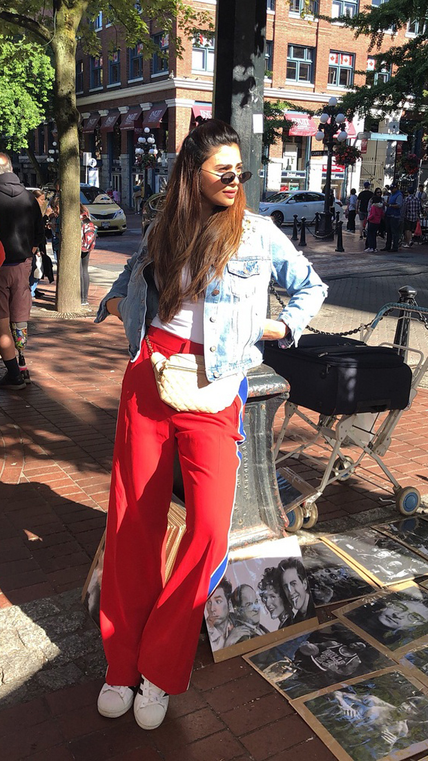 WOW! Daisy Shah's holiday in Canada will make you want to take a vacation