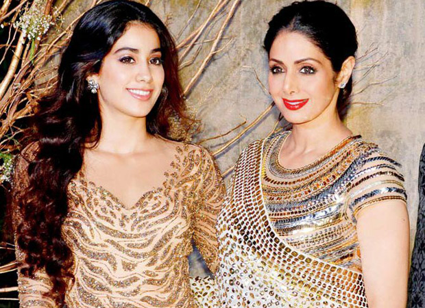 When Janhvi Kapoor thought she was Sridevi while watching a scene from Dhadak