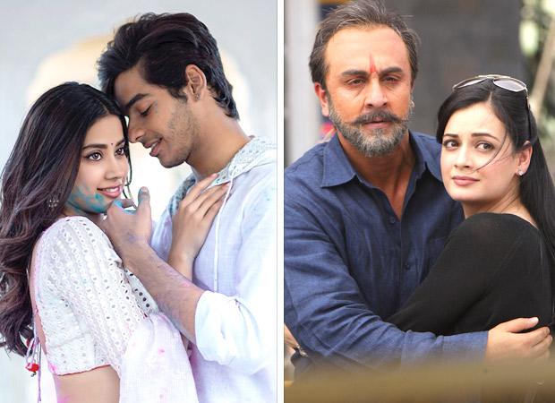 Will Karan Johar's Ishaan Khatter - Janhvi Kapoor starrer Dhadak break Ranbir Kapoor's Sanju spell?