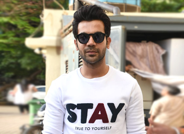 """I had so much fun doing Stree"" - Rajkummar Rao"