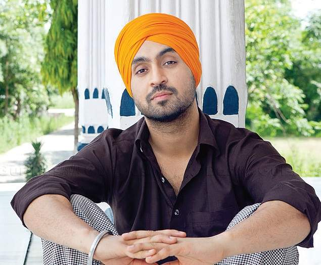 """""""Working with Karan Johar is going to be a learning experience"""" - Diljit Dosanjh"""