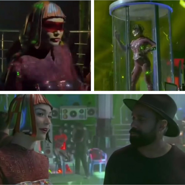 2.0 BBC report based on the Rajinikanth and Amy Jackson starrer gives a GLIMPSE of its making