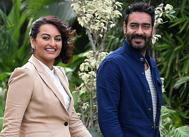 Ajay Devgn and Sonakshi Sinha to recreate the iconic track 'Mungda' for Total Dhamaal