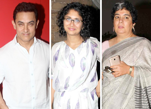 Aamir Khan reveals how he fell in love with Kiran Rao after getting divorced with Reena Dutta