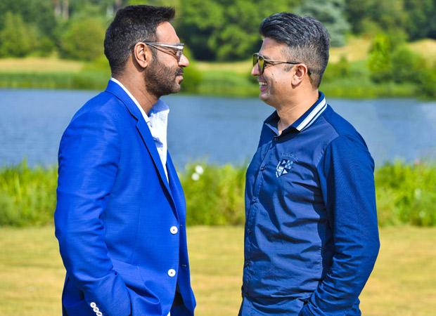 Ajay Devgn and Bhushan Kumar team up for the historical drama Taanaji - The Unsung Warrior