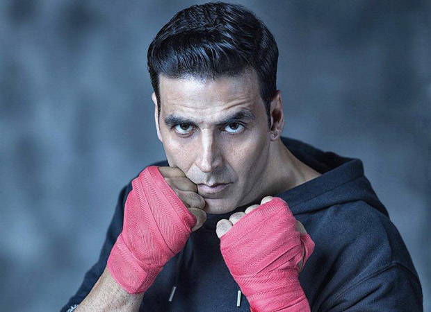 Akshay Kumar kicks off the GOLD challenge and here's what it is all about!