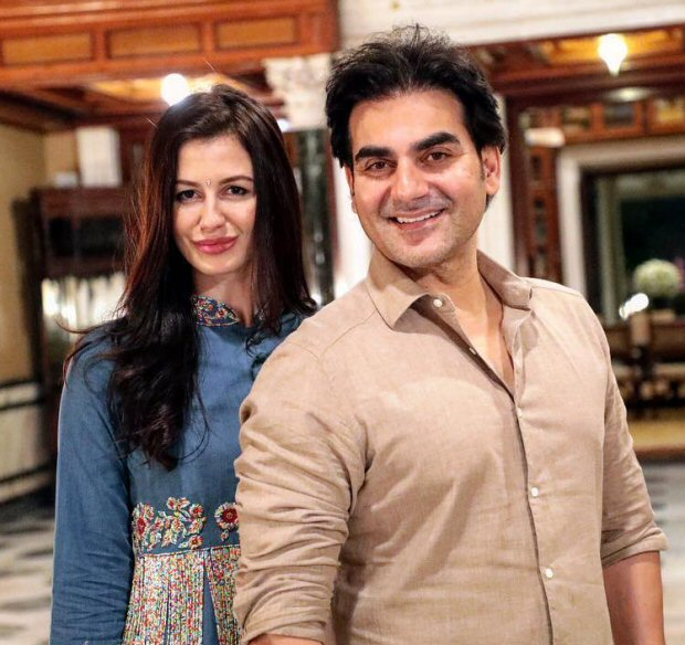 Arbaaz Khan and girlfriend Giorgia Andriani to make it official?