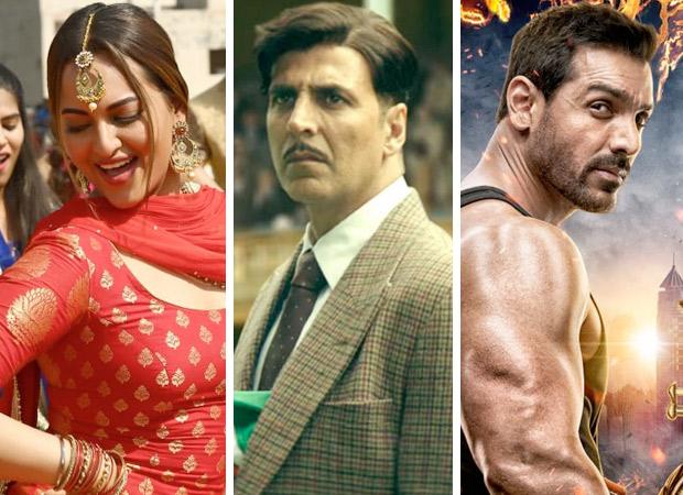Box Office: Happy Phirr Bhag Jayegi, Gold and Satyameva Jayate - Tuesday updates