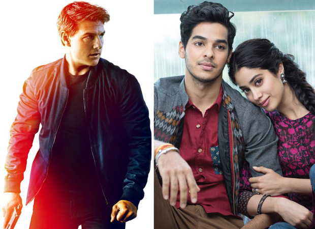 Box Office Mission Impossible - Fallout collects Rs. 5 crore, Dhadak brings in Rs. 0.80 crore on Saturday