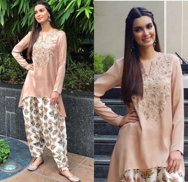 Diana Penty Promotional Style for Happy Phirr Bhag Jayegi (10)