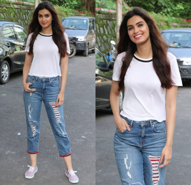 Diana Penty Promotional Style for Happy Phirr Bhag Jayegi (4)