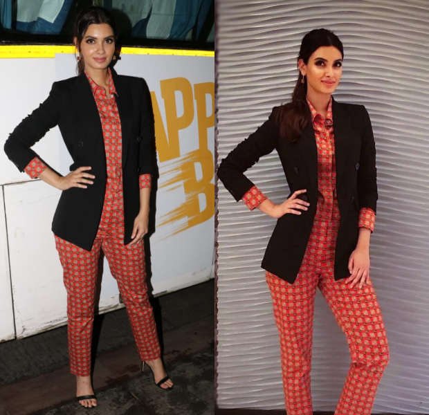 Diana Penty Promotional Style for Happy Phirr Bhag Jayegi (5)