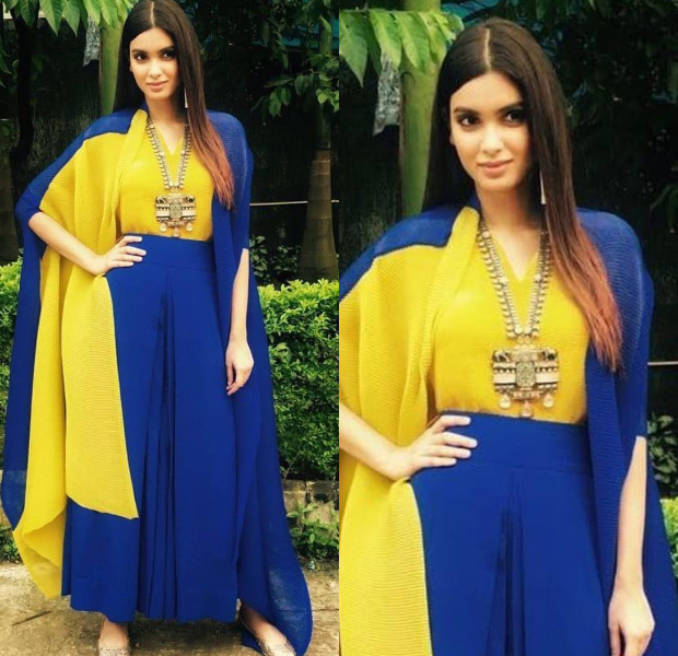 Diana Penty Promotional Style for Happy Phirr Bhag Jayegi (9)