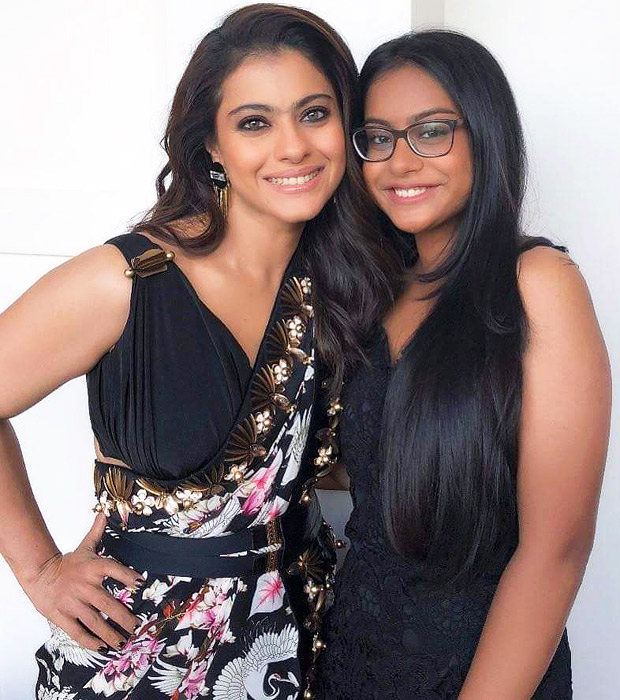 Does Kajol fight with her daughter Nysa often Her answer is not surprising at all