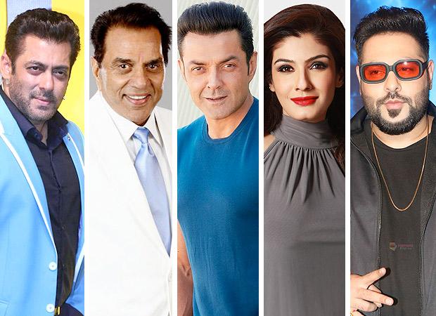 Dus Ka Dum: Salman Khan to shoot with Dharmendra, Bobby Deol, Raveena Tandon and Badshah during finale weekend!