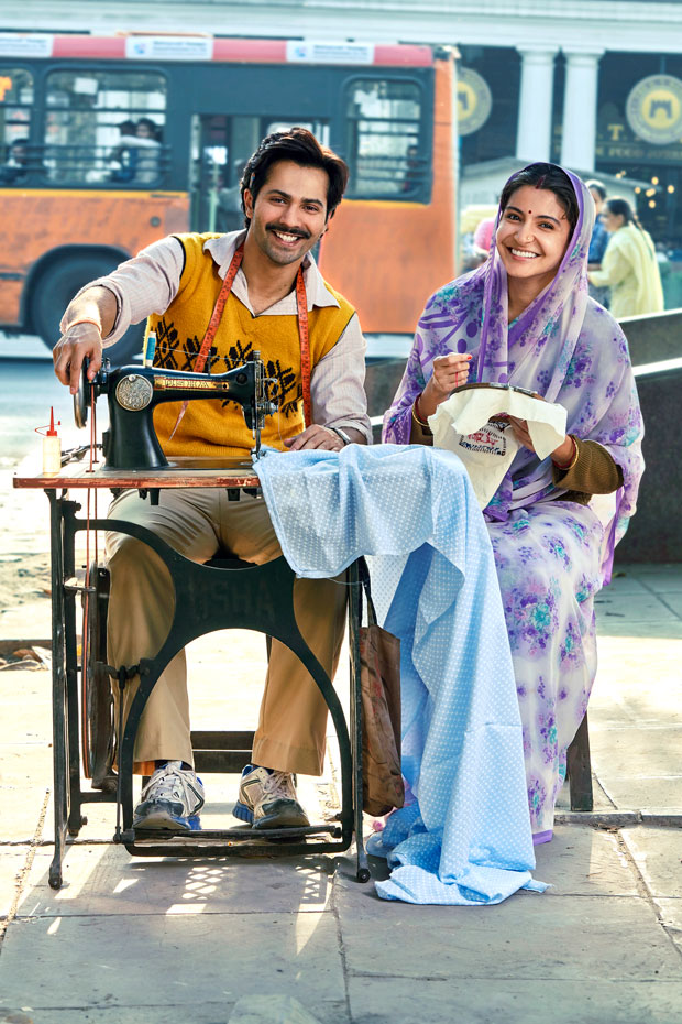 EXCLUSIVE Varun Dhawan and Anushka Sharma showcase heart-warming love story of Mamta - Mauji in Sui Dhaaga's new song!