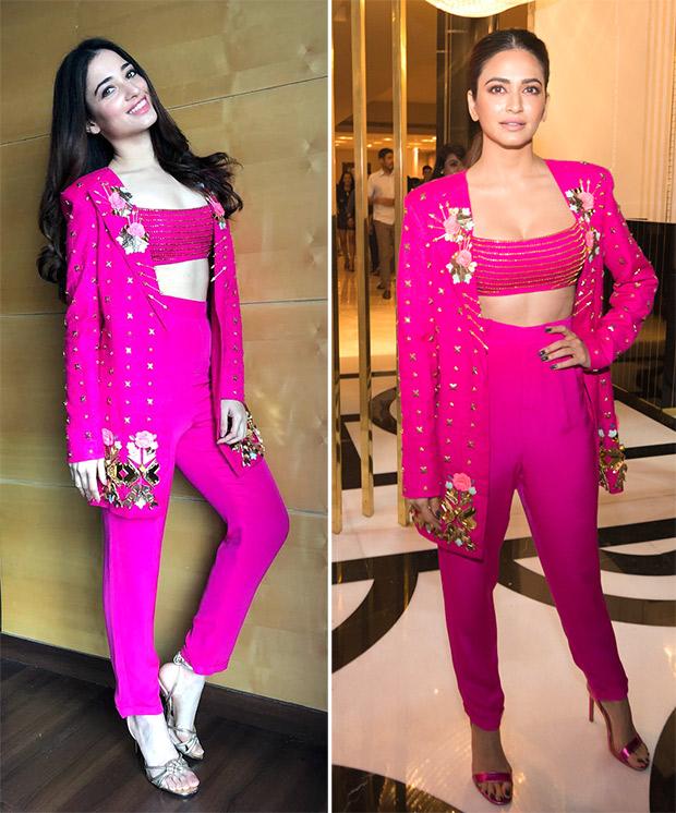 Fashion Face-off Kriti Kharbanda vs Tamannaah Bhatia