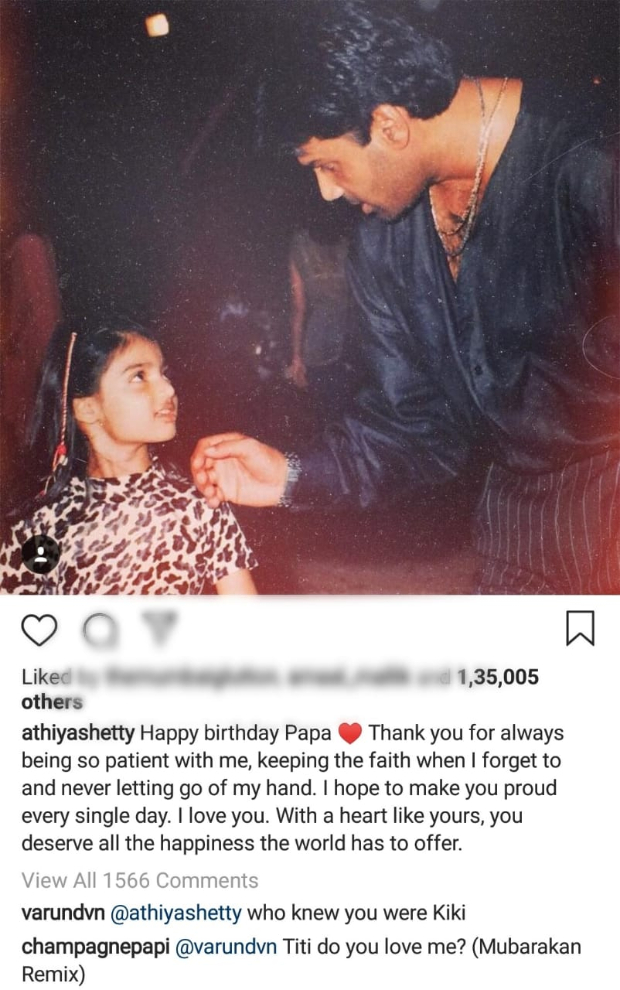Canadian rapper Drake calls Suniel Shetty 'Legend' leaving Instagrammers pleasantly surprised
