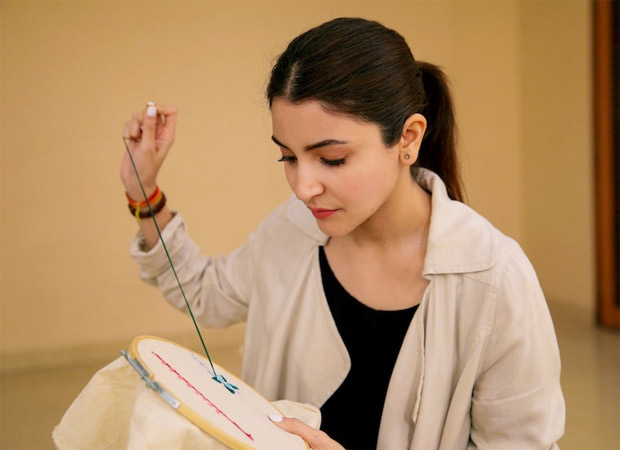 Here's how Anushka Sharma trained for her role as an embroiderer