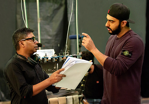 India's Most Wanted Arjun Kapoor and filmmaker Raj Kumar Gupta take off on this new mission this month