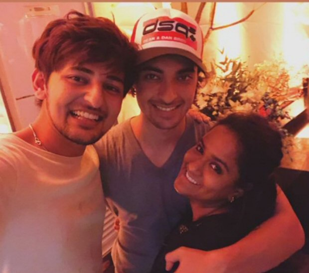 It's a wrap for Aayush Sharma, Warina Hussain starrer Loveratri