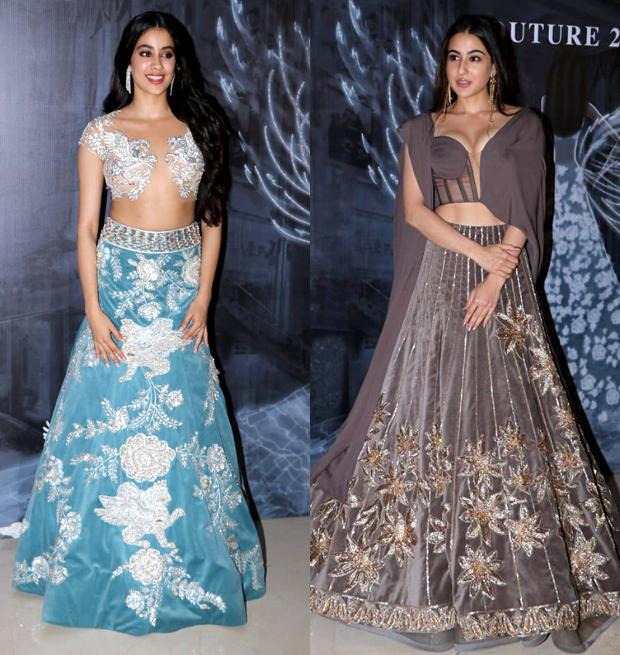 Janhvi Kapoor vs Sara Ali Khan