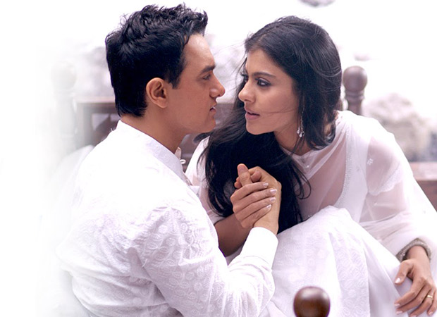 Kajol would never want Aamir Khan to be in the SAME CLASS as her and it's for this reason!