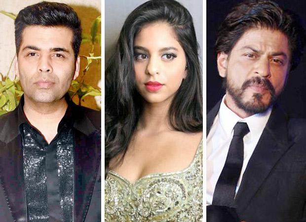Karan Johar's Koffee to kick start with Suhana Khan - Shah Rukh Khan