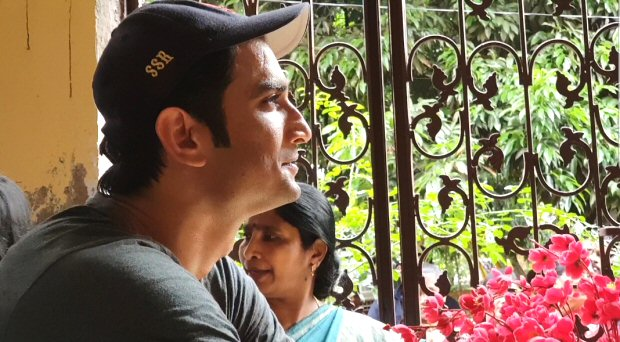 Kizie Aur Manny: Sushant Singh Rajput fulfills the dream of a visually impaired kid