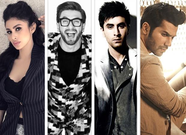 Mouni Roy wants to MARRY Ranveer Singh, Ranbir Kapoor and Varun Dhawan! (watch video)