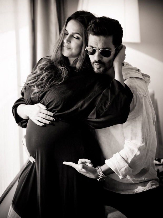 BREAKING! Neha Dhupia is PREGNANT, proudly flashes baby bump with hubby Angad Bedi (see pics)