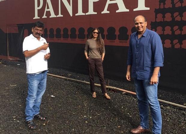 Panipat: Ashutosh Gowariker kicks off prep for the historical drama
