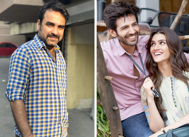 Pankaj Tripathi joins Dinesh Vijan's Luka Chuppi starring Kriti Sanon - Kartik Aaryan